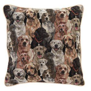 Hond labrador kussenhoes
