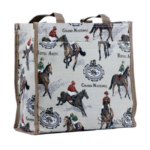 city shopper paard racing