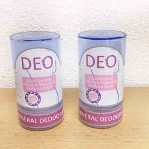 Deodorant stick Kristal Aluin 120 gr