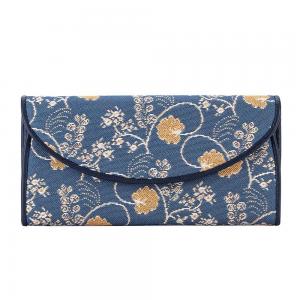 Portemonnee envelop Austen Blue