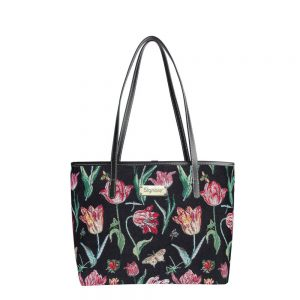 College tas Marrel's Tulp black