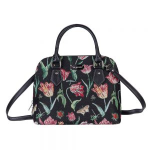 handtas Marrel's Tulp black