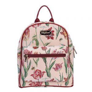 Daypack rugtas Marrel's Tulip white