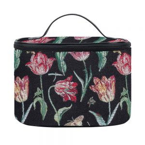 Toilettas Marrel's Tulip black