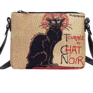 Schoudertas - Tournée du Chat noir ( T-A. Steinlen )