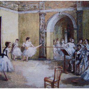 Dega's Ballet Class