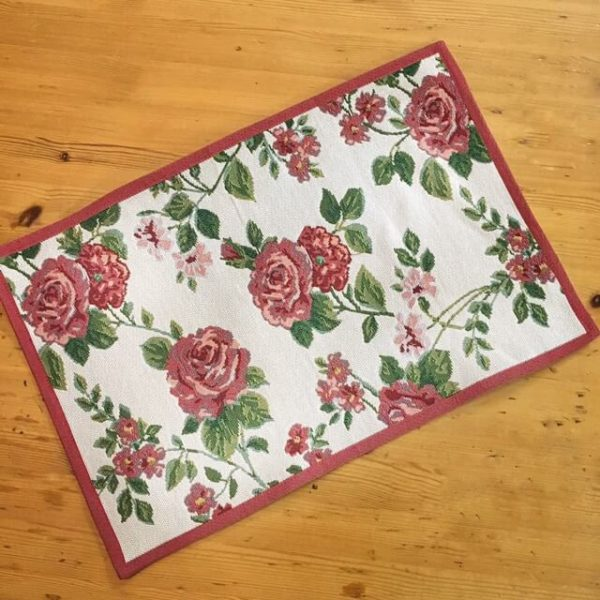 Placemat Roos