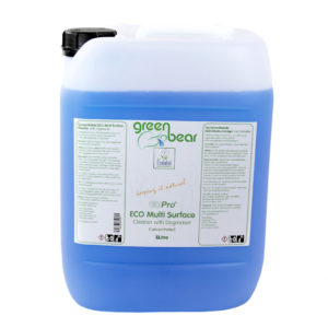ECO Allesreiniger met ontvetter - Multi Surface cleaner - 10 liter