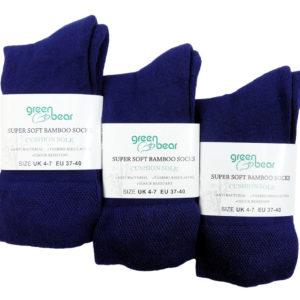 Donker Blauwe sokken