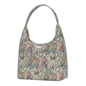 Hobo tas Gouden Lelie - William Morris