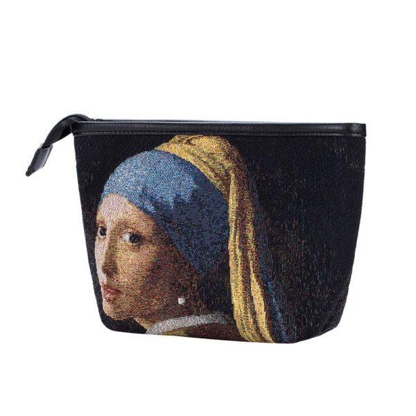 Make-up tas Meisje met de Parel – Johannes Vermeer