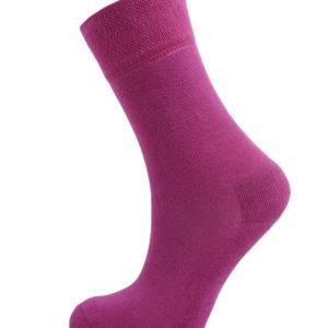 Bamboe sokken 1 paar - Roze -Maat 37-40