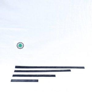 Rubberstrip 15 cm