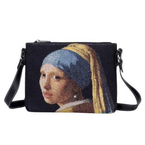Schoudertas - Meisje met de parel- Johannes Vermeer