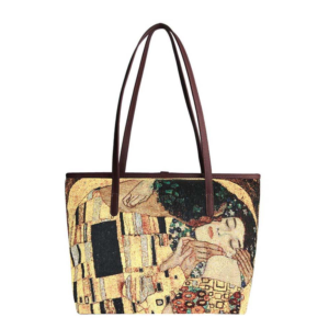 College tas - Gold Kiss - Gustav Klimt