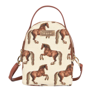Mini Backpack - Schoudertas - Paard - Paarden - Whistlejacket - George Stubbs