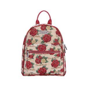 Daypack rugtas - Frida Kahlo Rose