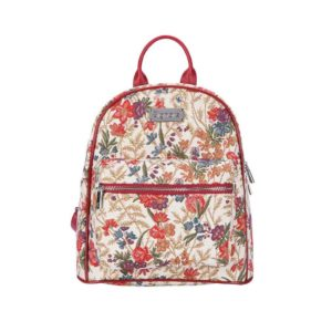 Daypack rugtas - Flower Meadow - William Kilburn