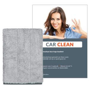 Car Clean - Auto - washandschoen van Nano-Vezel