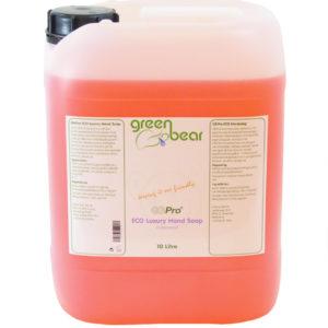 GBPro Eco Anti-Bacterieel vloeibare Luxe Hand Zeep - zacht voor de gevoelige huid - 10 Liter
