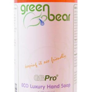 GBPro Eco Anti-Bacterieel vloeibare Luxe Hand Zeep - zacht voor de gevoelige huid - 1 Liter