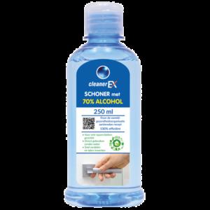 Desinfecterende Reiniger – Schoner met 70% Alcohol