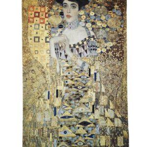 Wandkleed - Wandtapijt - Woman in Gold - Gustav Klimt - 86 x 140 cm