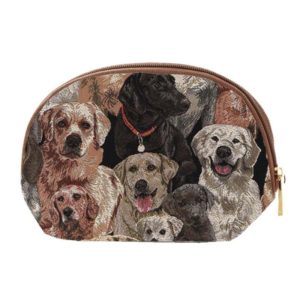 Make-up tasje - Groot - Labrador - Hond - Honden