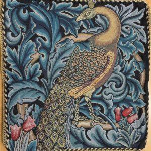 Kunst kussenhoes - Peacock - Pauw - William Morris